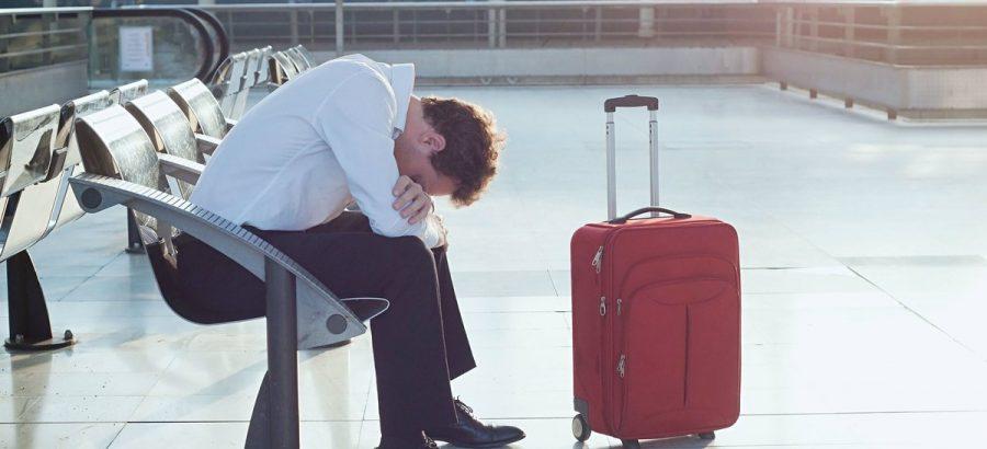 Danno da ritardo aereo. Richiedere un risarcimento