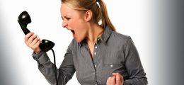 risarcimento del danno da interruzione di linea telefonica