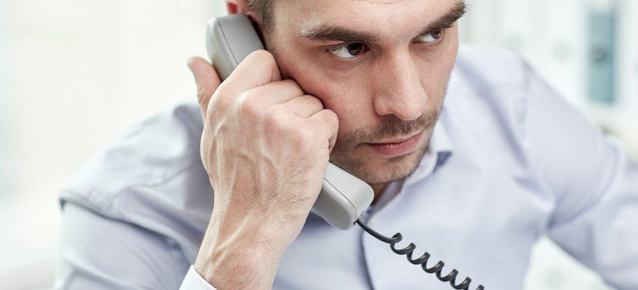sospensione servizio telefonico