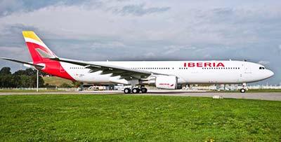 richiesta rimborso Iberia