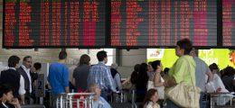 Voli cancellati Alitalia