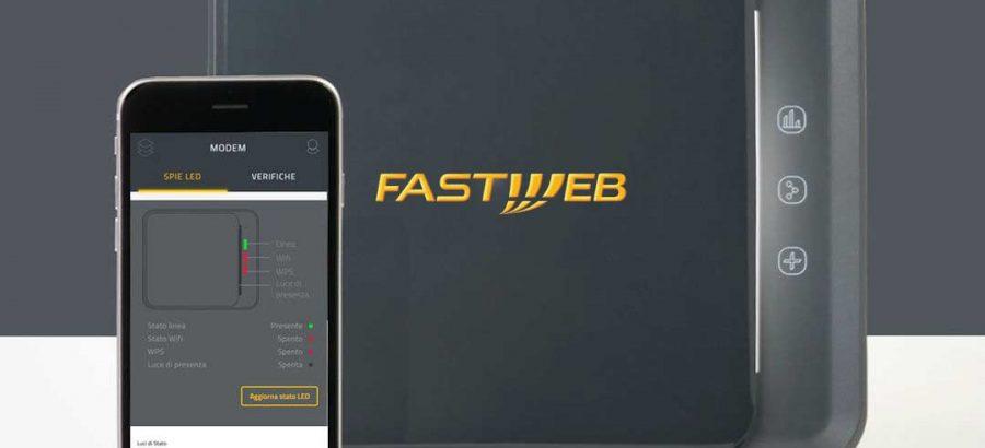 Problemi rete Fastweb