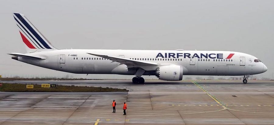Rimborso biglietto Air France