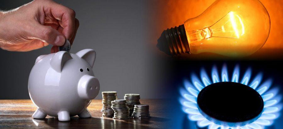 risparmiare luce e gas