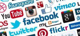 Pagine social ufficiali delle compagnie telefoniche