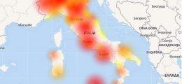 problemi rete Vodafone