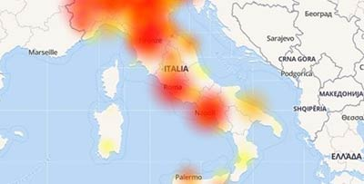 problemi tim telecom