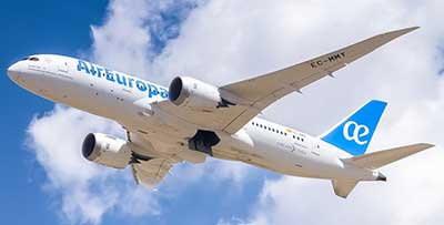 air europa rimborso biglietto